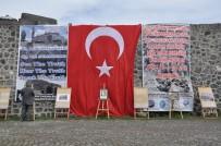 ERMENILER - Kars Ulu Cami'de Ermeniler Yakılan Müslümanlar 103. Yıldönümünde Anıldı