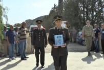 ASKERİ TÖREN - Kayıp Şehit 55 Yıl Sonra Defnedildi