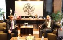 KAYSERI TICARET ODASı - KAYSO'dan Ticaret Odası'nın Yeni Yönetimini Ziyaret Etti
