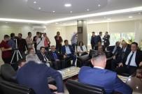 AHMET TÜRK - Kdz. Ereğli TSO'da Görev Dağılımı Yapıldı