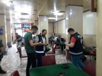 OKUL SERVİSİ - Mardin'de Bin 137 Kişi Sorgulandı