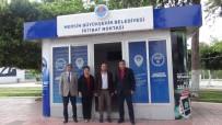 İHBAR HATTI - Mersin Büyükşehir Belediyesi, Silifke'de İrtibat Noktası Açtı