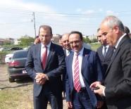 LEVENT KıLıÇ - Müsteşar Özkaldı, Çorlu Deresi'ni Ve Islah Çalışmalarını İnceledi