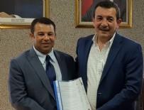 BÜROKRASI - Osman Ulunç milletvekili aday adayı oldu