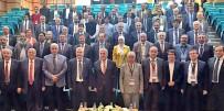 YÜKSEK ÖĞRETIM KURUMU - Rektör Çomaklı, Ürdün'de Gerçekleştirilen ESRUC 7. Olağan Toplantısına Katıldı