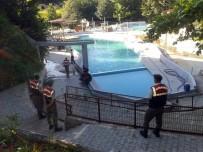 ALI TURAN - Sakarya'da 5 Kişiye Mezar Olan Havuz Faciasına İlişkin Dava Başladı