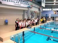 MEHMET ALI ÖZTÜRK - Sankolu Yüzücüler 2 Adet İl Birinciliği Kupası Ve 32 Madalya Kazandı