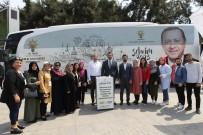 İL BAŞKANLARI TOPLANTISI - Şehrim 2023 Otobüsü Gebze'de