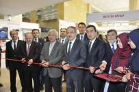MEHMET DOĞAN - Selçuk Üniversitesi Kitap Fuarı Açıldı