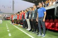 CEM ÖZDEMIR - Spor Toto Süper Lig Açıklaması Göztepe Açıklaması 2 - Kardemir Karabükspor Açıklaması 0 (İlk Yarı)
