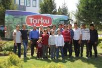 MÜZİK ALETİ - Torku, İlk İmaj Filminde Oynayan Çocuk Yıldızlarını Ağırladı