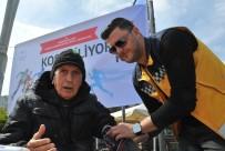 SAĞLIK TARAMASI - Trabzon, 'Koşabiliyorken Koş Projesi' İle Hareketsiz Yaşama 'Dur' Diyor