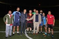 AİLE SAĞLIĞI MERKEZİ - Ulukışla'da Kurumlar Arası Futbol Turnuvası Yapıldı