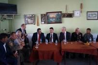 YAŞAR İSMAİL GEDÜZ - Vali Güvençer Kırkağaç'ta Temaslarda Bulundu