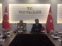 YUSUF YıLDıZ - Van'da 'Sınır Güvenliği' Toplantısı