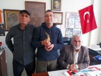 Yaralı Balaban Kuşu Koruma Altına Alındı