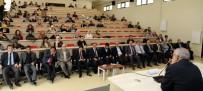 MUSTAFA ÖZEL - Yazar Özel'den Para Ulus Ve Roman Konferansı