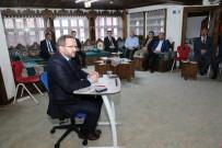 MESNEVI - Yrd. Doç. Dr. Selim Argun Açıklaması Kütahya'daki İlim Ve İrfan Hareketi Takdire Şayan