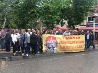 DEMOKRASİ PARKI - Adıyaman Emek Ve Demokrasi Platformundan 1 Mayıs Açıklaması