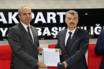REFERANDUM - AK Parti'de Aday Adaylığı Başvuruları Devam Ediyor