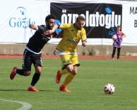 ALİHAN - Ankaragücü Süper Lig'e Yükseldi