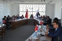 ÖZEL ÜNİVERSİTE - Aydın'ın Milli Takımı AYTO Yüksek İstişare Kurulu Kuruldu