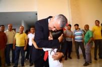 AİLE DANIŞMA MERKEZİ - Başkan Sözen Değişen Kent Manavgat'ı Anlattı