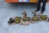 GÜMRÜK MUHAFAZA - 'Bebek Bezi Var' Dedikleri Tırdan Antitank Füzesi Çıktı, 'Mağdurum' Dedi