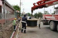 Bismil'de Elektrik Telleri Yer Altına Alınıyor