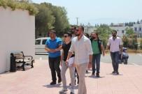 ARAÇ PLAKASI - Bodrum'daki Uyuşturucu Operasyonunda 4 Tutuklama