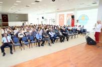 ÖFKE KONTROLÜ - Büyükşehir Belediyesi Çalışanlarına 'Öfke Kontrolü' Eğitimi