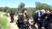 Çanakkale'de 160 Yabancı Uyruklu Yakalandı