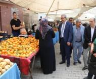 İSMAIL GÜNEŞ - Demirkol Yavuz Selim Mahallesinde Esnafla Buluştu