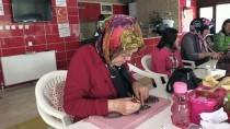 FANATİK TARAFTAR - Engelliler Tel Ve Çiviyi Sanata Dönüştürüyor