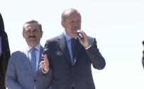 ADALET YÜRÜYÜŞÜ - Erdoğan'dan Muhalefete Açıklaması Birbirlerine Girdiler