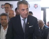 SÜLEYMAN SEBA - 'Hamd Olsun Ki Beşiktaş'ı Kimse Yıkamaz'