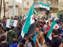 SURİYE ORDUSU - İdlib Halkından Türk Askerine Övgü