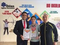 İHLAS KOLEJİ - İhlas Koleji Öğrencisinden Rekorla Gelen Şampiyonluk