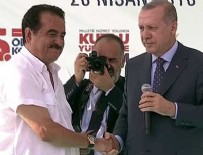 İBRAHİM TATLISES - İzmir mitinginde sürpriz! Birlikte türkü söylediler