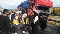 İSMAIL ÇELIK - Kahramanmaraş'taki Kazada Ölü Sayısı 2'Ye Çıktı