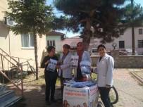 AİLE SAĞLIĞI MERKEZİ - Kula'da Aşı Bilgilendirme Standı Açıldı