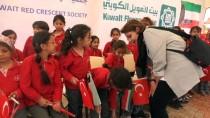 KUVEYT - Kuveyt Kızılayından Suriyeli Yetimlere Yaşam Evi