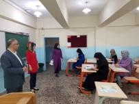 OSMANLıCA - KYK'lı Öğrenciler Osmanlıca Sınavına Girdi