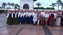FAHRİ KONSOLOSLUĞU - Letonya'nın Bağımsızlık Günü Antalya'da Kutlandı