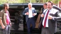 Maliye Bakanı Ağbal, Bayburt'ta Ziyaretlerde Bulundu