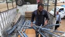 TARIM İŞÇİSİ - Mevsimlik Tarım İşçilerinin Zorlu Yolculuğu Başladı