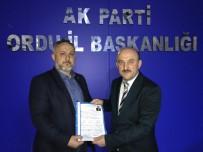 Musa Yüksel, AK Parti'den Milletvekili Aday Adayı Oldu