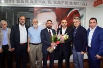 İŞGAL GİRİŞİMİ - MÜSİAD ABD Başkanı Mustafa Tuncer Milletvekili Aday Adayı Oldu