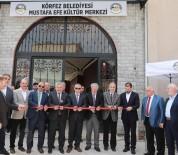 RECEP ÖZTÜRK - Mustafa Efe Kültür Merkezi Açıldı