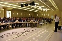 DOĞALGAZ HATTI - Niksar Belediye Başkanı Özcan, '4 Yılda 159 Projenin 127 Tanesini Tamamladık'